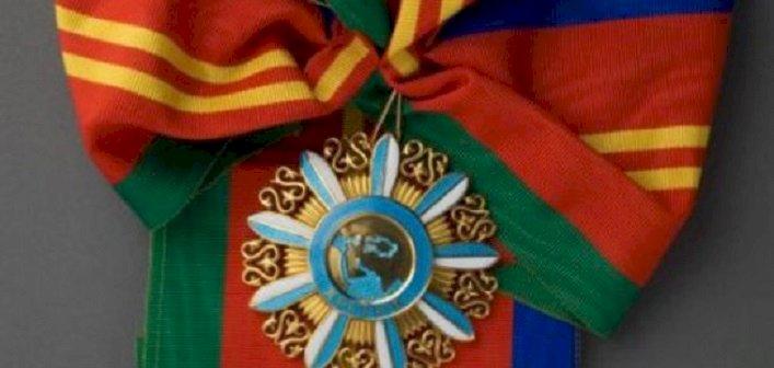 Президент Казахстана наградил российского дипломата орденом