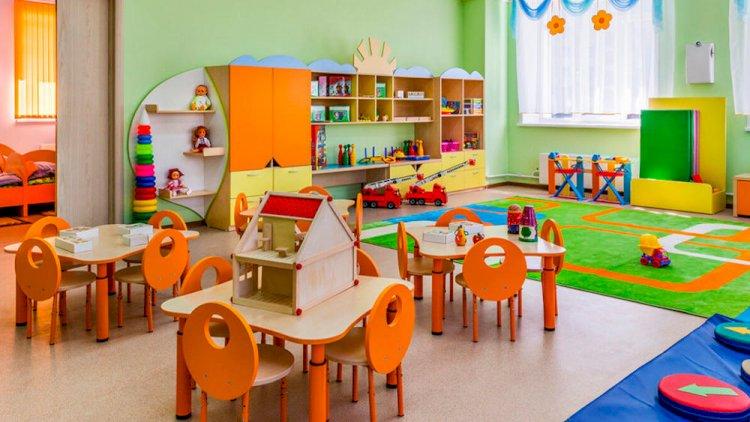 28 детских садов и 60 дворовых территорий отремонтировано в Бостандыкском районе