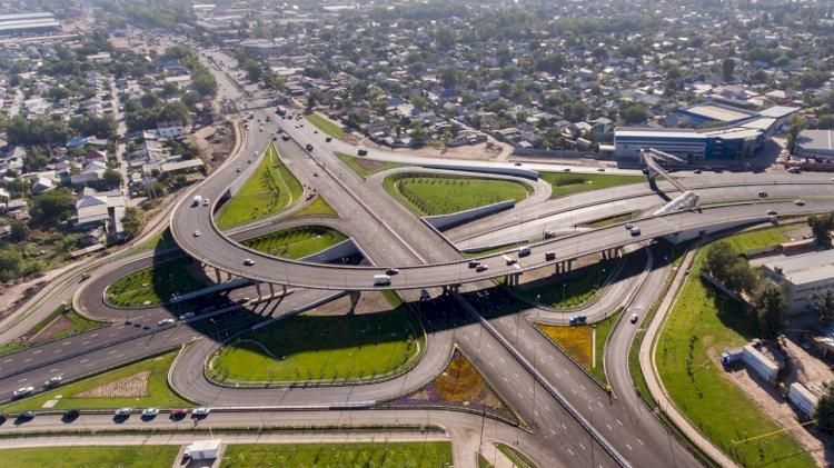 100 новых улиц построят в Алматы