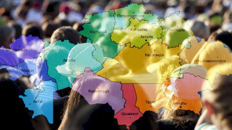 Алматинская область вернулась в «желтую» зону по коронавирусу