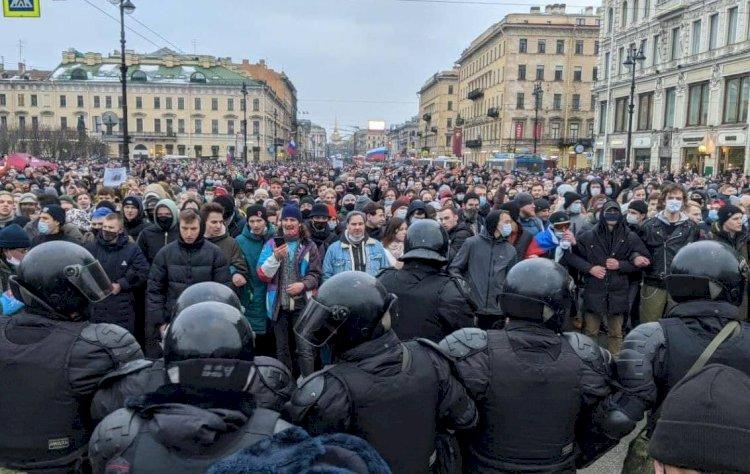 Каковы  на сегодняшний день результаты прошедших в России митингов