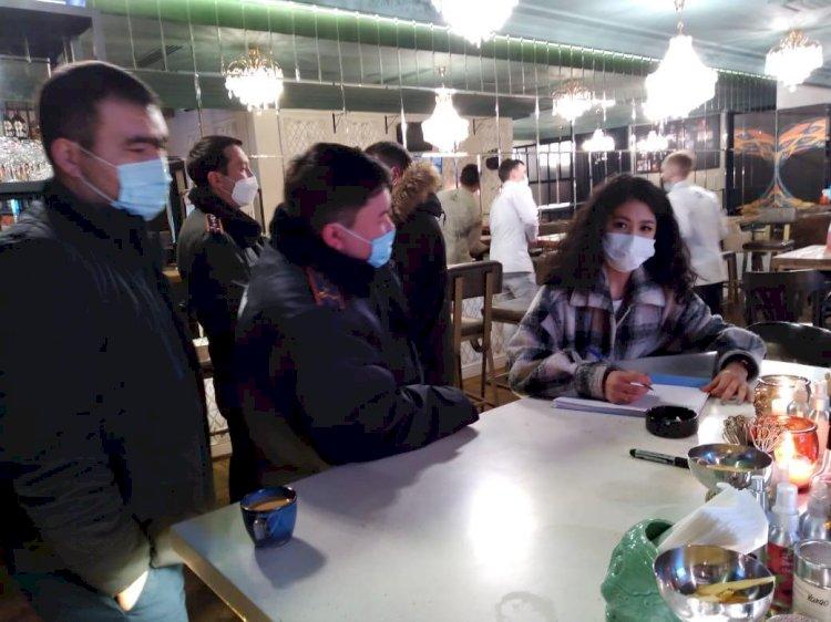 В Алматы в январе проверено около трех тысяч объектов бизнеса