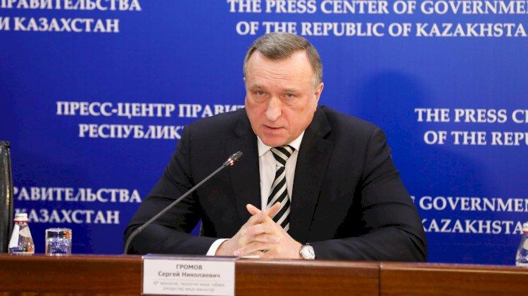 Сергей Громов освобожден от должности вице-министра экологии