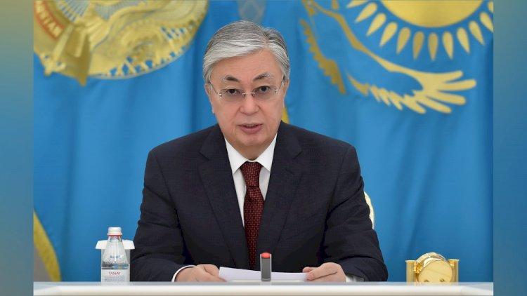 Касым-Жомарт Токаев принял  Алика Шпекбаева