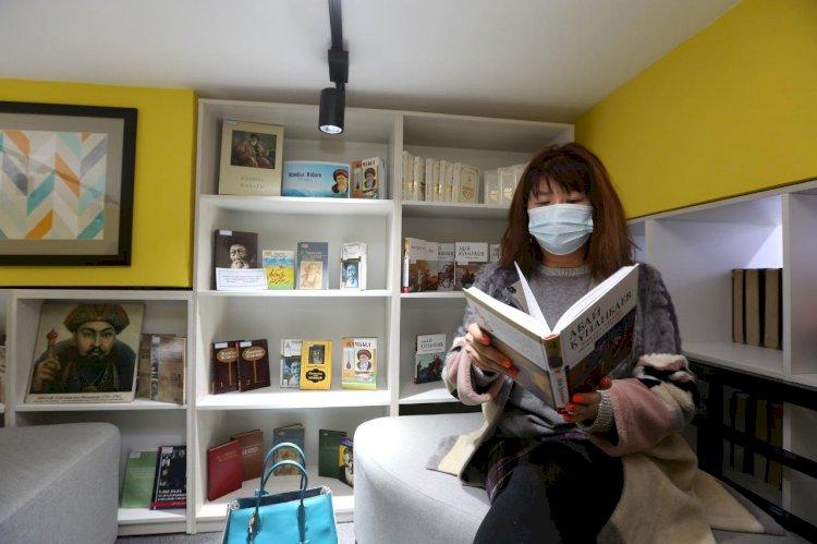 Как модернизируются библиотеки Алматы в рамках программы «Рухани жаңғыру»