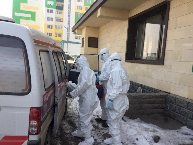 Как работают бригады при ПМСП в Алматы во время пандемии