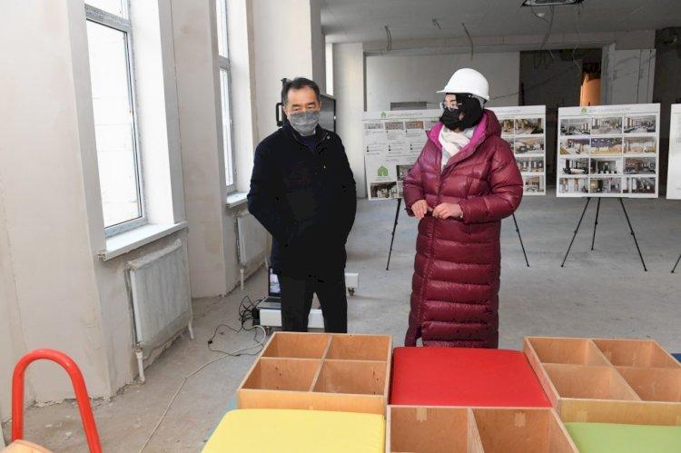Дом социальных услуг откроется в Алматы