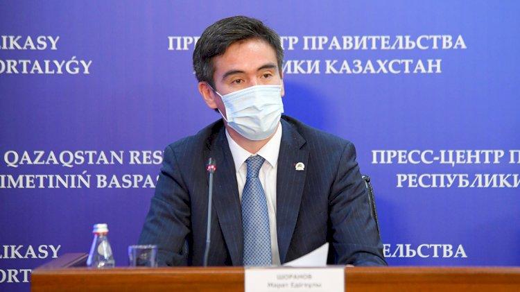 Первая партия «Спутник V» в Казахстан пребудет в феврале — Шоранов