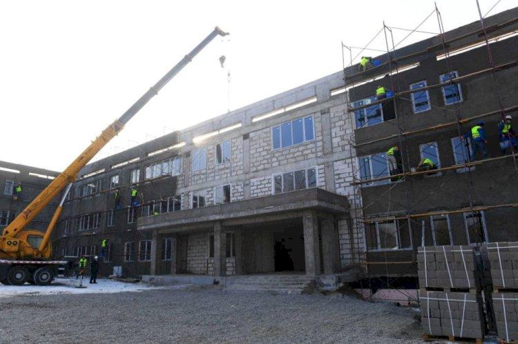 Восемь новых школ построят в микрорайонах Нового Алматы