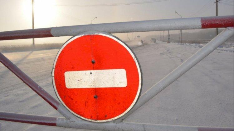 Трасса Ушарал – Достык закрыта из-за непогоды