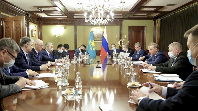 Вопросы казахстанско-российского сотрудничества обсудили в Москве