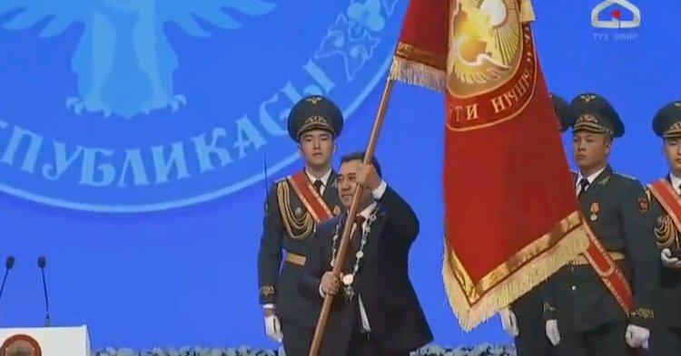 Садыр Жапаров вступил в должность президента Кыргызстана