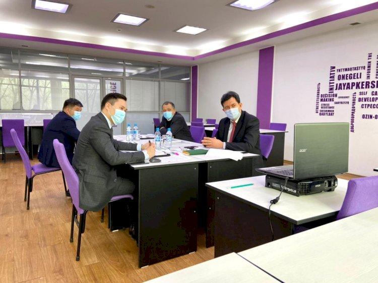 В Алматы состоялось заседание Совета по этике