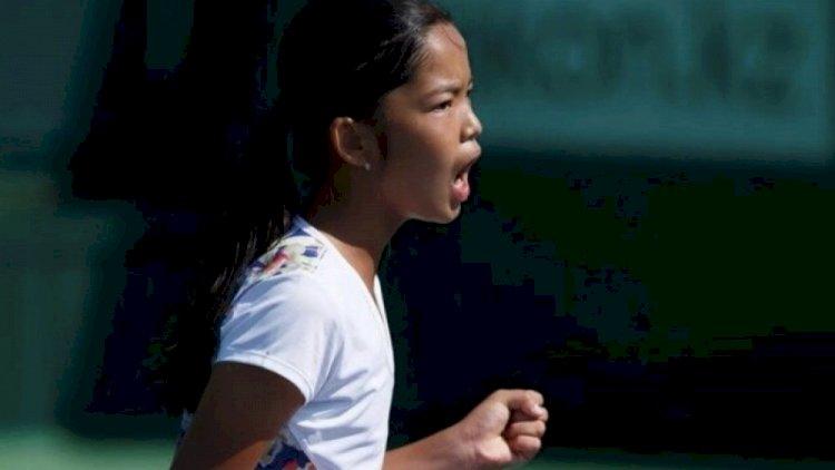 Теннисистка Зара Даркен поднялась на 21-е место юниорского рейтинга Европы