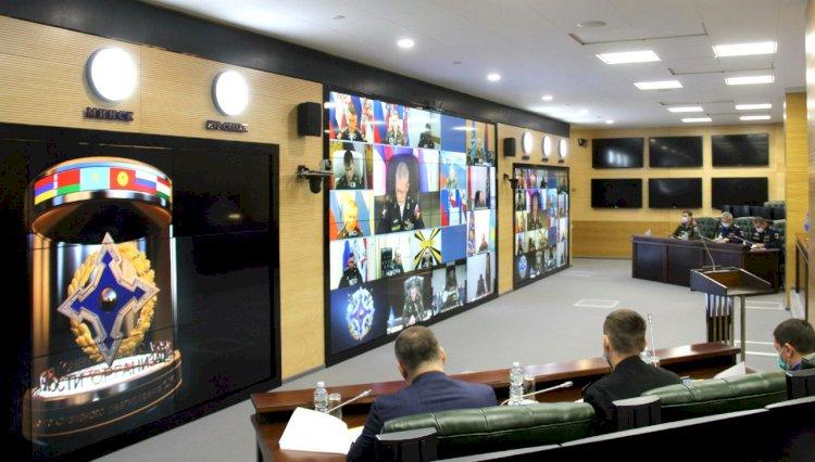 В Казахстане пройдут учения ОДКБ