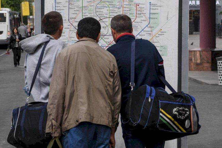 Полицейская спецотработка «Мигрант» стартовала в Алматинской области