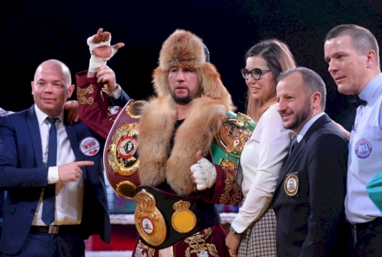 Непобежденные боксеры Казахстана и России сойдутся в поединке