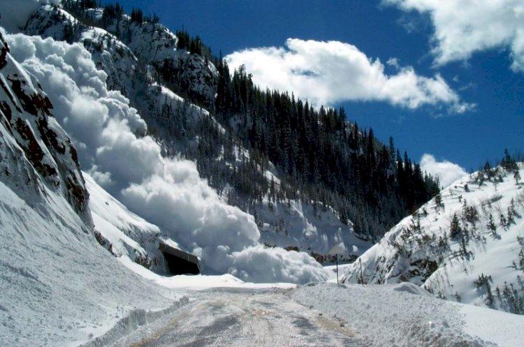Сход лавин возможен в горах Алматы