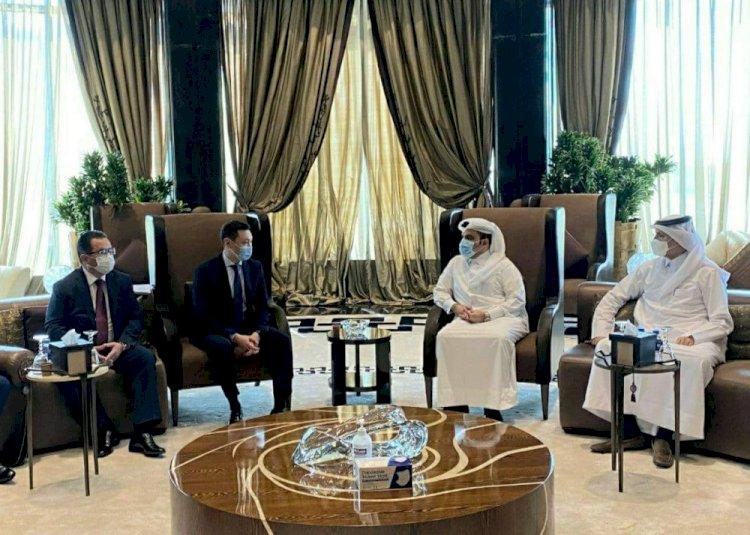 Казахстанская делегация в Дохе провела переговоры с катарскими инвесторами