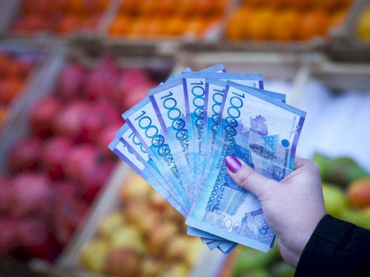 На что уходит большая часть доходов казахстанцев