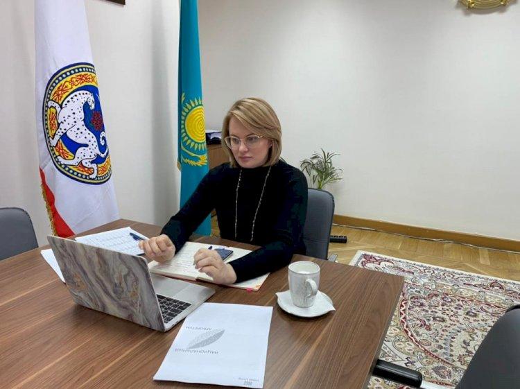 Наталья Ливинская провела онлайн-прием граждан