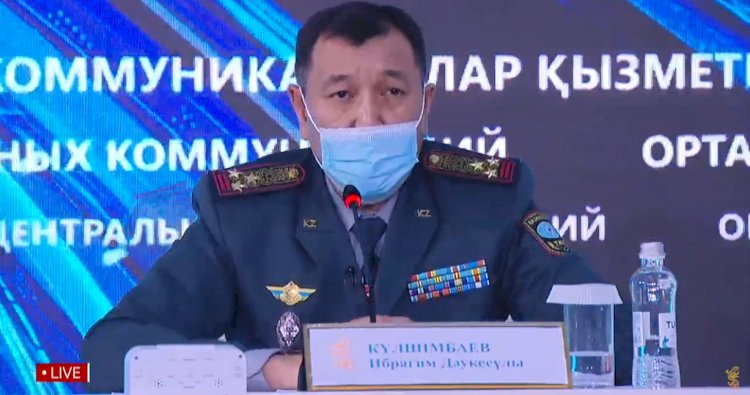 Ибрагим Кульшимбаев о подготовке к паводковому периоду – прямая трансляция
