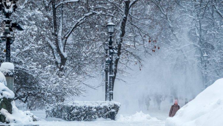 Погода ухудшится в выходные дни в Казахстане