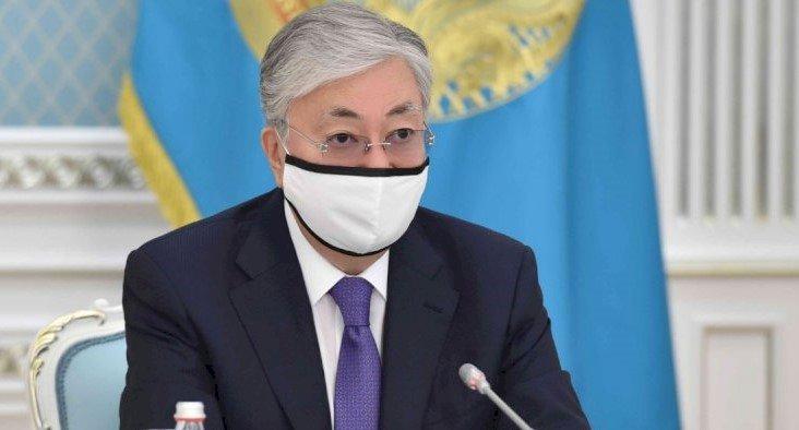 Касым-Жомарт Токаев принял министра внутренних дел