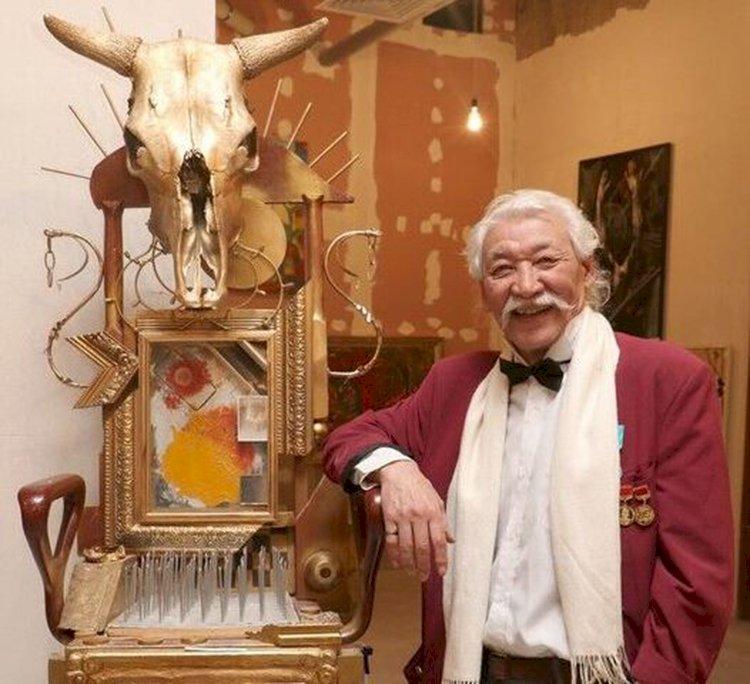Есмгали Жуманов: «Искусство даёт возможность жить по-человечески»