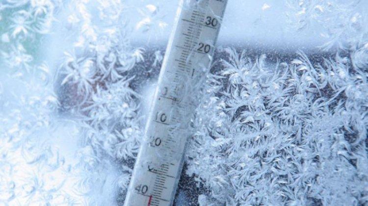 В Казахстане похолодает до 33 градусов