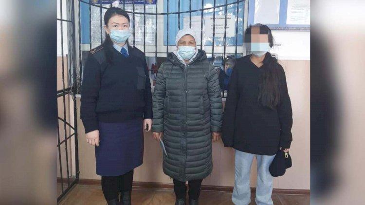 Пропавшую 16-летнюю девушку нашли в Алматы