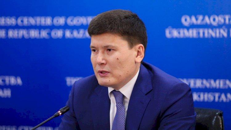 Руслан Бекетаев освобожден от должности вице-министра финансов РК