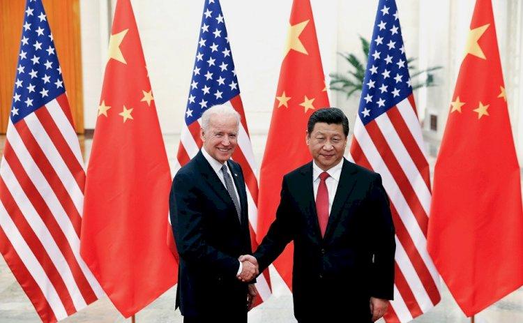 Байден впервые поговорил с Си Цзиньпином