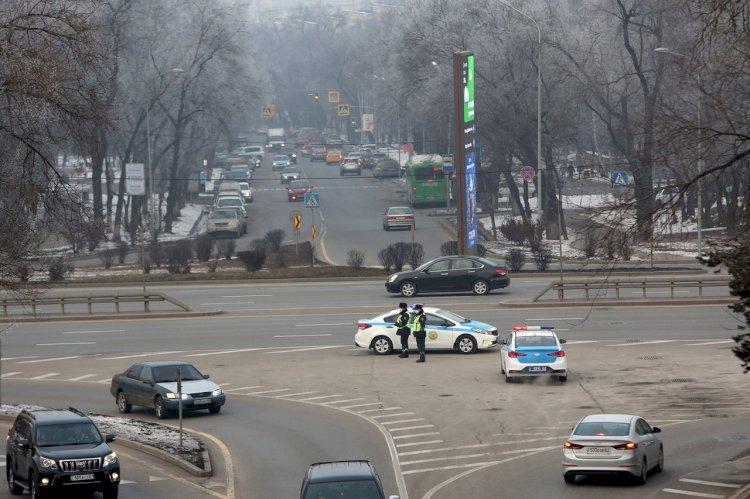 На казахстанских дорогах снизилась аварийность