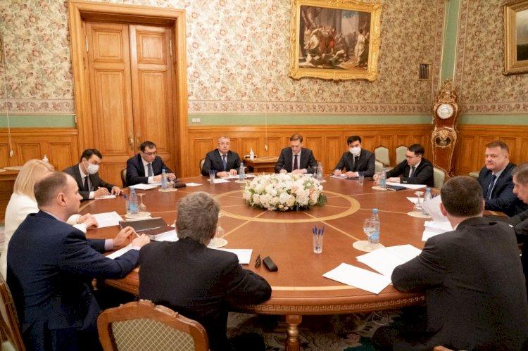 Казахстанские дипломаты провели консультации с российскими коллегами