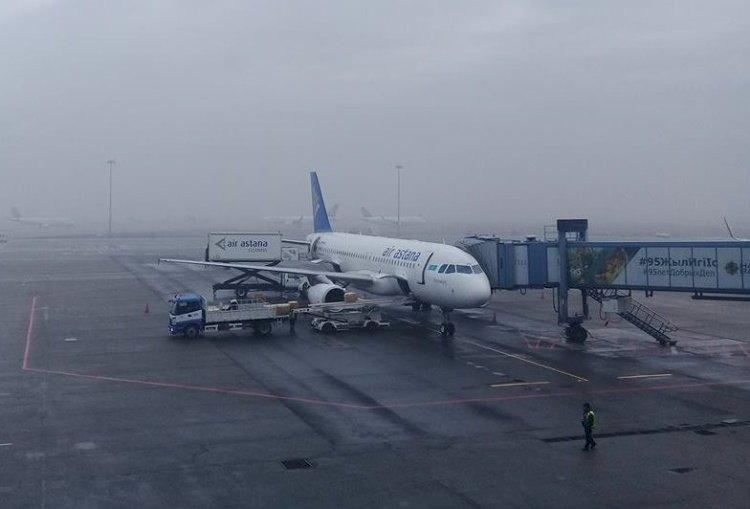 Около 300 человек прилетели в Алматы без ПЦР-справок