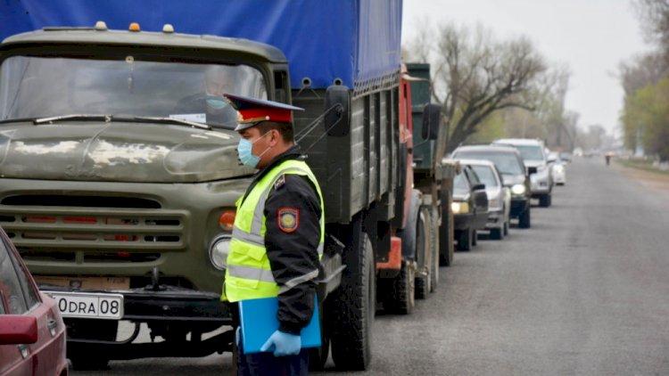 В Алматы планируют ограничить движение грузового транспорта