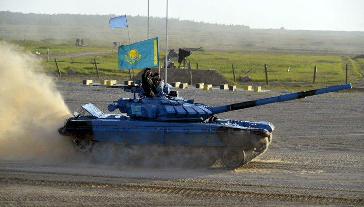В Казахстане стартовал отборочный этап международных армейских Игр