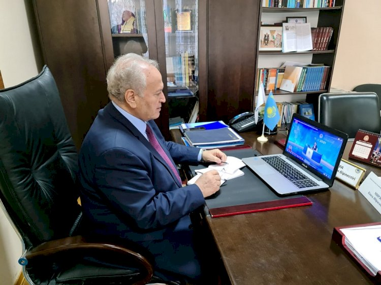 Князь Мирзоев: Алматы в новых реалиях