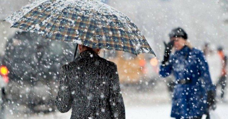 Холодные выходные ожидают казахстанцев