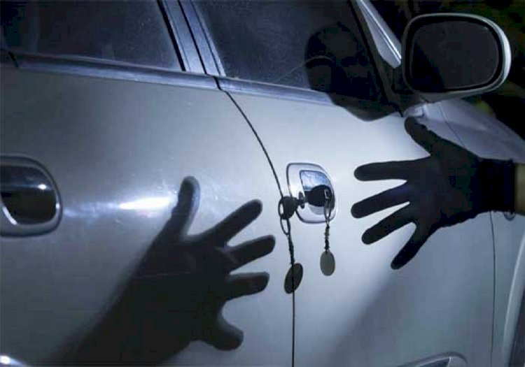 Рост числа автокраж зафиксирован в Казахстане с начала года
