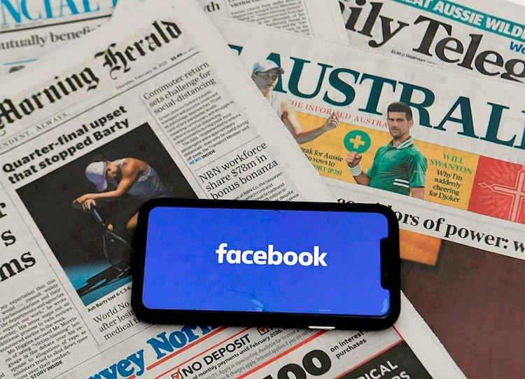 Почему Австралию «выпилили» из Facebook