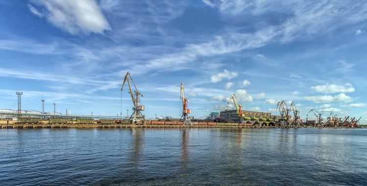 Казахстан уходит из Прибалтики