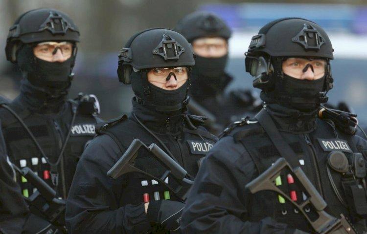 Немецких спецназовцев приняли за террористов в госпитале США