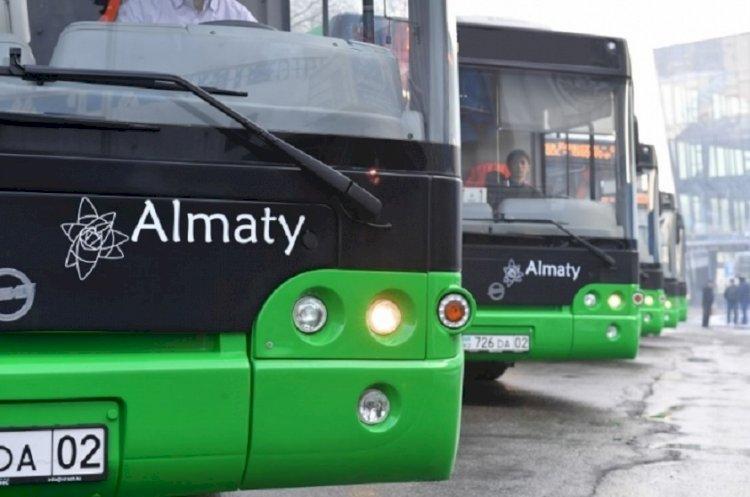 По просьбе алматинцев в городе запустят новый автобусный маршрут