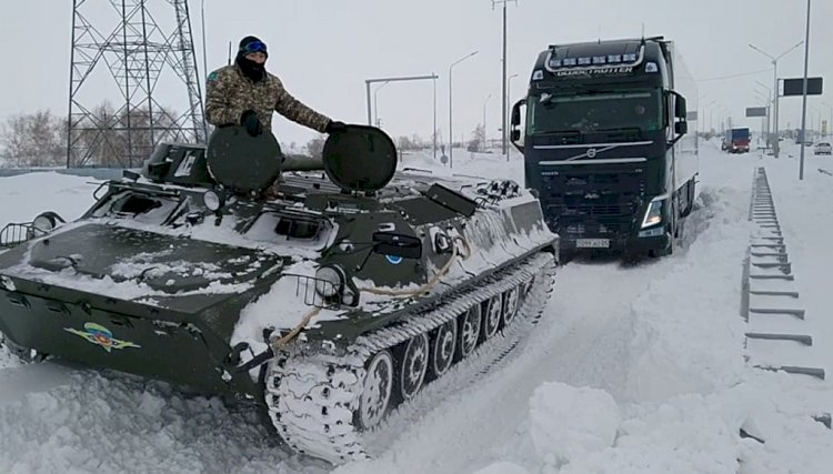 Вооруженные Силы проверят на готовность к ликвидации последствий ЧС