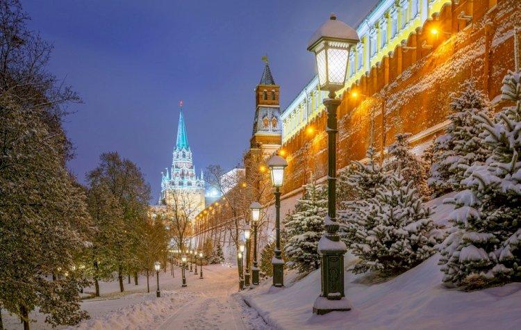 Российская столица окажется во власти аномальных морозов