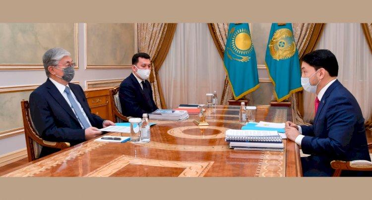 Касым-Жомарт Токаев поручил повысить качество контента казахоязычных СМИ