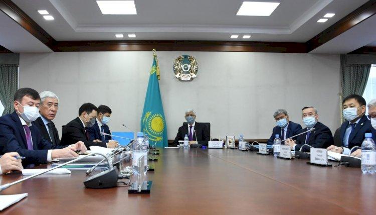 В Жетысу обсудили планы и перспективы развития СЭЗ