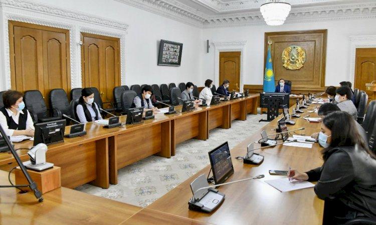 Ержан Бабакумаров провел совещание по актуальным вопросам системы здравоохранения города
